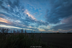 Sunset Clouds (Zorro Photography) Tags: sunset northumberland sky clouds canon70d tokina1116f28