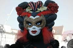 red poison (hatschiputh) Tags: venezianischemesse ludwigsburg poison lady red