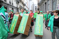 Nationale betoging  29/09/2016  Manifestation nationale (solidair(e)_org) Tags: brussel bruxelles vakbonden syndicats cne