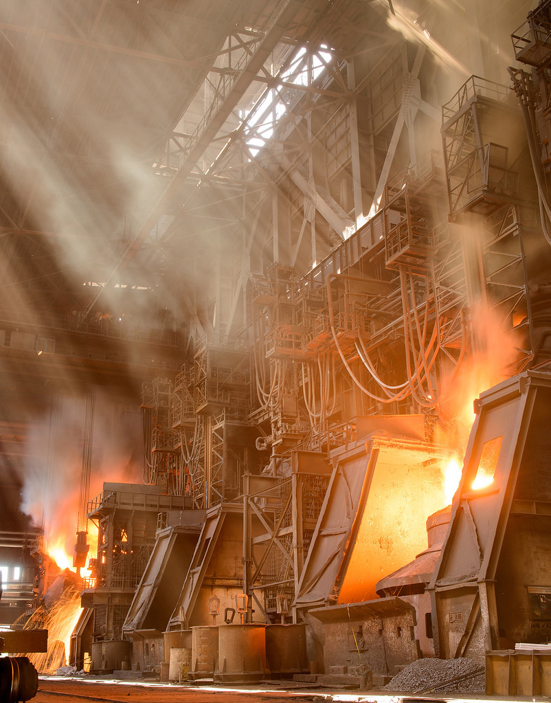 The World's Best Photos of metallurgy and worker - Flickr ...