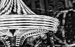 Movimiento (MG) Tags: abstracto movimiento lneas fiesta diversin carrusel tiovivo blancoynegro luces colores