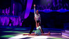 .Beth Tweddle and dance partner Daniel Whiston perform on 'Dancing On Ice' Shown on ITV1 HD England