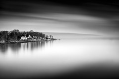 all along the bay (dK.i photography (not diggin the new format)) Tags: pasadena maryland 177 chesapeakebay longexposure blackandwhite greyscale leebigstopper singhrayrgnd downspark notrespassing pinehurst landscape