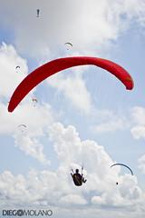 Paragliding World Cup 2013 (DiegoMolano) Tags: world red cup del nikon colombia valle bull cielo nubes paragliding mundial redbull parapente pwc cauca cruzadas 2013 roldanillo paraglidingworldcup cruzadasgold d3100 cruzadasi
