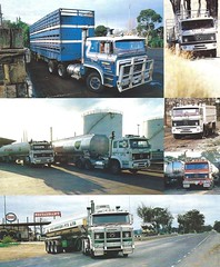 tractor truck ads advertising semi international commercial vehicle trailer brochure ih atkinson