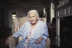 (m.tones) Tags: grandma portrait film 35mm nikon f14 400 ais fe2 haveyoufoundjesus
