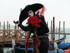 DSC00025 - VENICE - VENISE - VENEZIA - VENEDIG (peguiparis) Tags: carnival venice italy italia mask carnivale carnaval mascara mardigras venise carnevale venezia venedig fasching italie karneval maschera masque fastnacht maske mascarilla masker mygearandme