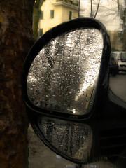 winter rain mirror smartphone flickrclickx (Photo: donatadag on Flickr)