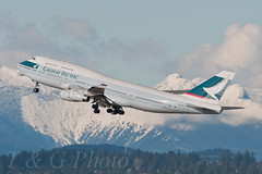 B-HOR - Cathay Pacific Airways - Boeing 747-467 (T&G/Photo) Tags: vancouver pacific international boeing airways yvr cathay cyvr bhor 747467 bhorcn24631771cx839departingoffof26l headingtohkgvhhh