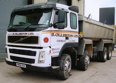 so6 (langson2) Tags: man tipper s lancashire trucks ltd scania ollerton haulage companys