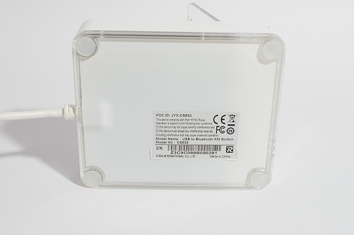 aten-cs533-tap 鍵盤藍牙切換器