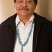 Navajo Nation Chief of Staff Arbin Mitchell. Navajo Nation Inaugural Reception. Jan. 20, 2013. Photo by Missy Janes.