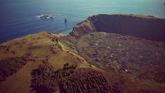 Rano Kau (Patricio Soto Latrille) Tags: chile easter de island pascua isla rapanui ranokau rano volcan kau nui rapa