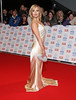 The National Television Awards (NTA's) 2013 held at the O2 arena - Arrivals Featuring: Jorgie Porter