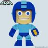 "LEGO Mega Man Figure • <a style=""font-size:0.8em;"" href=""http://www.flickr.com/photos/44124306864@N01/8417558047/"" target=""_blank"">View on Flickr</a>"
