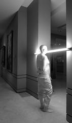 An illuminated head for Blinky P. (the gun) 2010