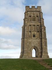 Glastonbury Tor (The Moog Image Dump) Tags: uk england tower st meadows glastonbury somerset national trust summerland tor plain levels avalon michaels