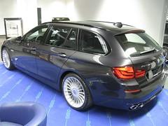 BMW Alpina D5 Biturbo Touring F11 (nakhon100) Tags: cars wagon estate diesel alpina f10 bmw f11 touring v8 d5 stationwagon 5series biturbo 5er