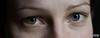 DFEDH2.0_#18 Imperfect (chris.bonatto) Tags: blue detail eye face look yellow gesicht colours blu sguardo gelb giallo sight blau augen farbe colori occhio viso imperfection faccia dettaglio closein imperfetto imperfezione canoneos7d