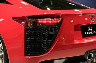2013 Washington Auto Show - Lower Concourse - Lexus 6 by Judson Weinsheimer