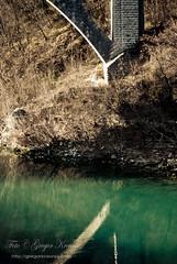 steber (gregork.) Tags: door bridge winter panorama green window architecture river landscape most slovenia slovenija zima emerald januar okno reka soča kras arhitektura vrata panoramio solkan posočje leto2012 smarag železnacesta