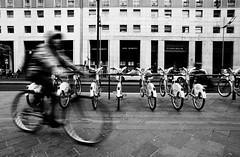 _DSC3675 (Lens-Prince) Tags: life street people blackandwhite italy bicycle photography blackwhite milano theeditor lensprince