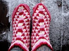 2013.02.07. tossukat 38-39 004m (villanne123) Tags: socks slippers sukat 2013 tossut tossukat