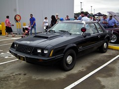 1982 Ford Mustang coupe (sv1ambo) Tags: ford 1982 nsw newsouthwales mustang coupe castlehill castletowers allamericanday