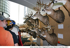 Wisconsin Deer & Turkey Expo coming to Madison April 5-7 (Dan Small Outdoors) Tags: wisconsin turkey deer dansmall outdoorsradio glennhelgeland deerturkeyexpo