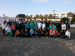 Juegos Escolares 2012-2013 Bola Canaria