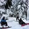 December Snow Dumps