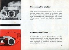 Kodak Retina Reflex III - Instructions For Use - Page 9 (TempusVolat) Tags: kodak retina reflex iii 3 reflexiii reflex3 instruction guide instructions manual camera 1950s art design graphics scan film 35mm vintage photography instrument information info old scanned scans mrmorodo gareth slr chromeage kodakag booklet howto book reading read pages steps printed material shared pamphlet leaflet tempusvolat tempus volat epsonscanner flickr getty interesting image picture gw v200 scanner scanning epson perfection photoscanner epsonperfection garethwonfor mr morodo