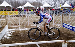 Danny Summerhill  2 of 3 (Rick Lanting) Tags: world kentucky louisville championships cyclocross 2013 dannysummerhill