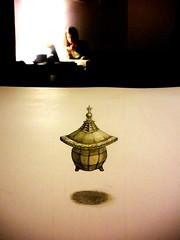 Floating Vessel drawing (Alberto J. Almarza) Tags: art geometric flying drawing floating levitation vessel anamorphosis anamorphic 3ddrawing aa13 vimana anamorphicart anamorphicdrawing albertoalmarza albertojalmarza anamorphiclevitateddrawing pittsburghgeometricart