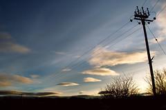Skyline (47/365) (Patrick_Down) Tags: uk sky scotland powerline day47 eastlothian ormiston day47365 3652013 365the2013edition 16feb13