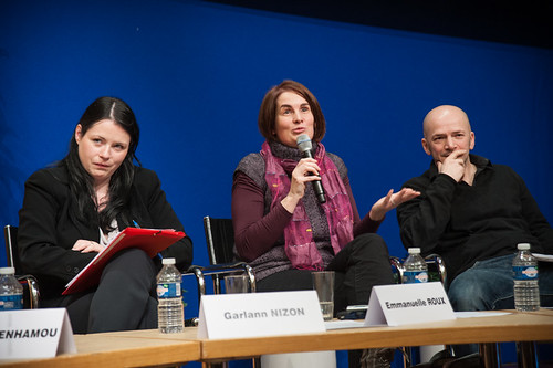 """Emmanuelle Roux (Fac Lab) - Séminaire """"Quelles nouvelles politiques pour les Espaces publics numériques (EPN) ?"""""""