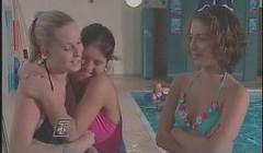 Lisa Kay & Joanna Taylor in bikini at the pool (Lisa Kay Fan) Tags: video bikini actress cleavage swimsuit bellybutton busty lisakay bigcleavage joannataylor bustygirlwithglasses sexygirlswithglasses swimsuitcleavagevideo bustygirlswithglasses