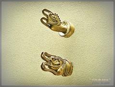 un ave, un serpiente o un cocodrilo ? ( OJOS DE AGUA ) Tags: colombia sierranevada santamarta magdalena oro caribe tairona tumbaga ceraperdida nahuange