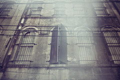 Portal (mynamesdonny) Tags: urban galveston building window texas decay olympus portal portals urbanlandscape urbex epl1