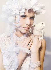 Costume jewelry by Yulia Logvinova. (j