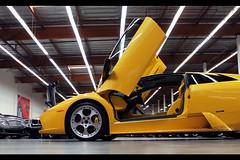 Lamborghini Murcielago, Eurocar OC (Kevin Ho  Photography) Tags: red italy orange white black green yellow speed spider italian top harlem gear s super spyder german shake stealth diablo oc audi lamborghini supercar sv v10 gallardo stradale admiralty svt murcielago v12 sheko topgear jeremyclarkson trofeo eurocar superleggera 500th reventon muira lp640 coutach lp560 lp5604 aventador lp5704 lp7004 eurocaroc