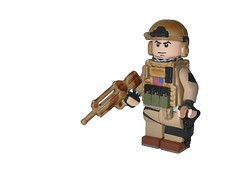 PMC (-Yoshifan151-) Tags: us mod lego fig chad united ps figure states custom warden triple ballin pmc brickarms