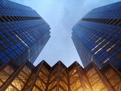 Twin towers (DigiPub) Tags: twin explore bldg