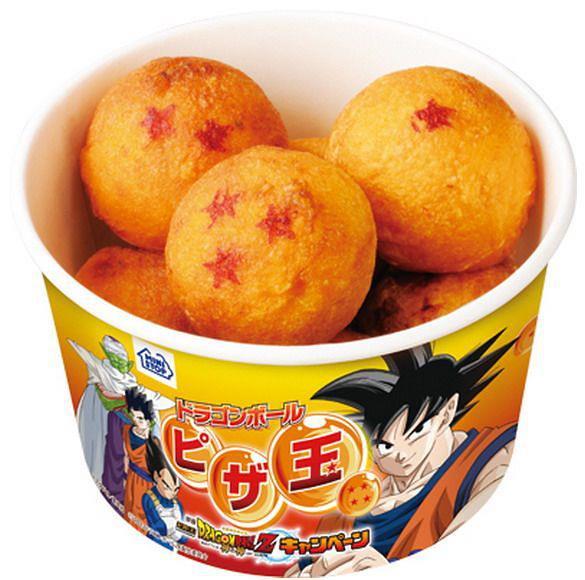 Mini Stop 和七龍珠 Z 劇場版 神與神 企劃餐點