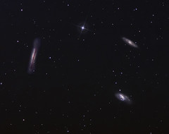 Leo Triplet March 2013 (BudgetAstro) Tags: nikond70 galaxy astrophotography galaxies dss m65 m66 dso ed80 ngc3628 deepskystacker deepskyobject Astrometrydotnet:status=solved leotriplet Astrometrydotnet:version=14400 astronomony Astrometrydotnet:id=alpha20130361347917