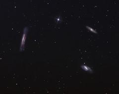 Leo Triplet March 2013 (BudgetAstro) Tags: nikond70 galaxy astrophotography galaxies dss m65 m66 dso ed80 ngc3628 deepskystacker deepskyobject Astrometrydotnet:status=solved leotriplet Astrometrydotnet:version=14400 astronomony Astrometrydotnet:id=alpha20130361347917