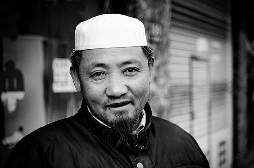 A portrait of Chinese Muslim