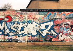 Berlin Wall (R~P~M) Tags: berlin wall germany graffiti deutscheland