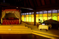 """The queen's suite - Malacca Sultanate Palace <a style=""""margin-left:10px; font-size:0.8em;"""" href=""""http://www.flickr.com/photos/42139160@N03/8581281269/"""" target=""""_blank"""">@flickr</a>"""