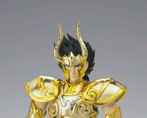 聖鬪士聖衣神話EX 黃金聖鬪士山羊座 修羅